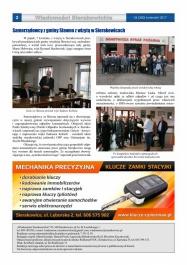 Wiadomości Sierakowickie 153 strona 2