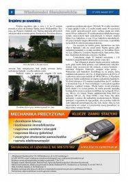 Wiadomości Sierakowickie 156 strona 2