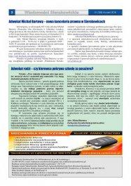 Wiadomości Sierakowickie 328 strona 2