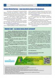 Wiadomości Sierakowickie 330 strona 2
