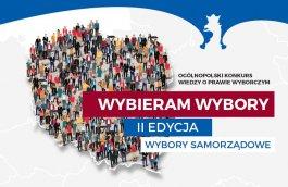 """Ogólnopolski Konkursu Wiedzy o Prawie Wyborczym """"Wybieram Wybory"""""""