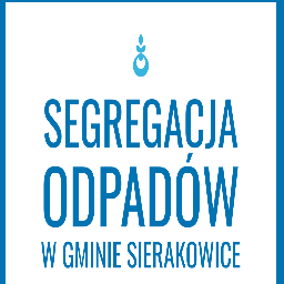 Nowa ulotka o segregacji odpadów w Gminie Sierakowice