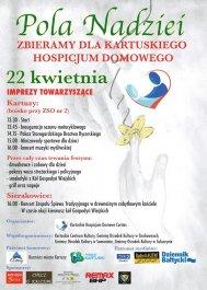 Pola Nadziei po raz kolejny zakwitną w Sierakowicach!