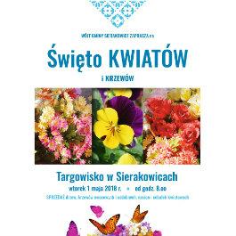 Święto kwiatów i krzewów 2018