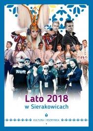 Lato 2018 w Sierakowicach
