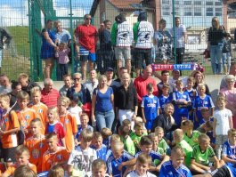 Ogólnopolski Turniej Piłki Nożnej Junior 2008/2009 Govi Hydraulik Kaszuby Cup 2018 o Puchar Wójta Gminy Sierakowice