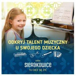 Zapisz się na lekcje gry na pianinie i akordeonie!