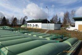 W gminie Sierakowice osady ściekowe z oczyszczalni zamienione zostaną na nawóz organiczno-mineralny