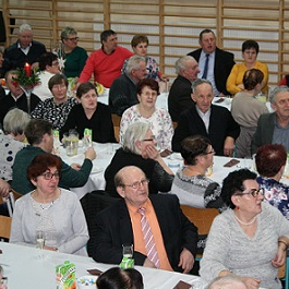 Dni Seniora w gminie Sierakowice