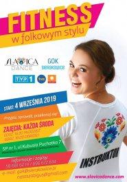 Zapraszamy na zajęcia Slavica Dance i Slavica Kids!