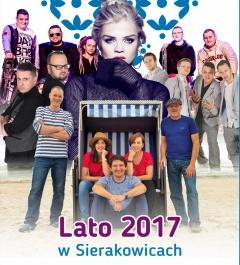 Lato 2017 w Gminie Sierakowice