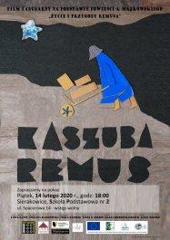 Kaszuba Remus- pokaz filmu w Sierakowicach