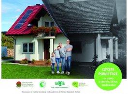 Podwyższony poziom dofinansowania w programie Czyste Powietrze z zaświadczeniem o dochodach z Urzędu Gminy Sierakowice