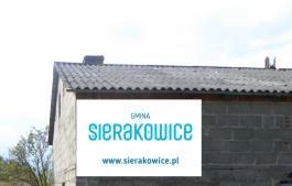 Inwentaryzacja azbestu na terenie gminy Sierakowice